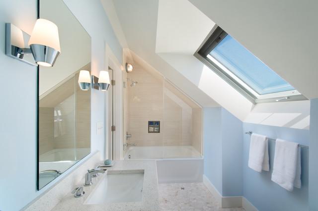 8 belles salles de bains amenagees sous