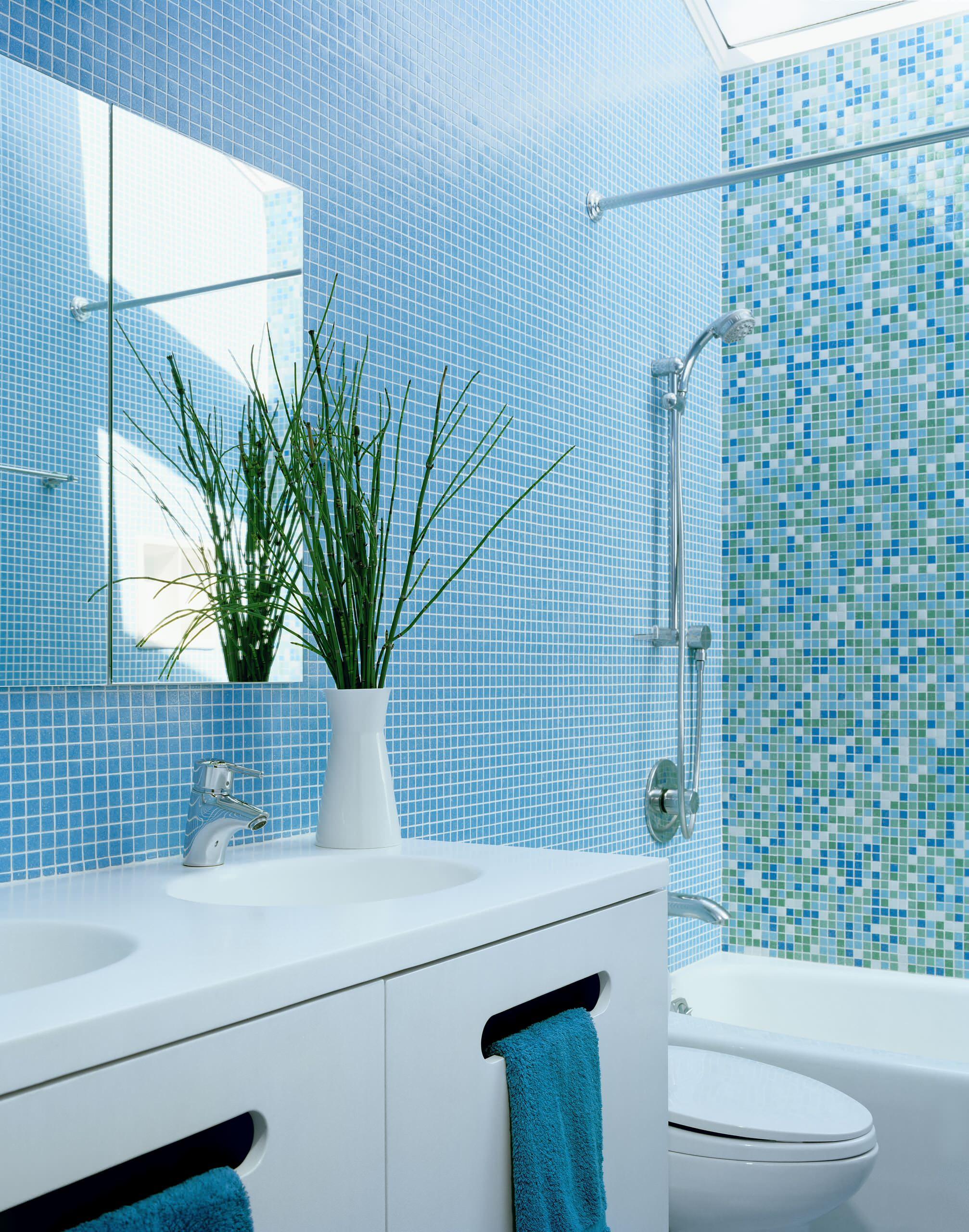 mosaic tiles houzz