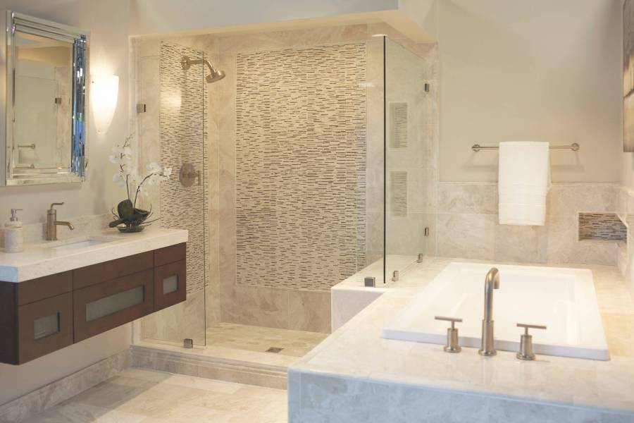 You Have to Know About Queen Beige Marble Tiles
