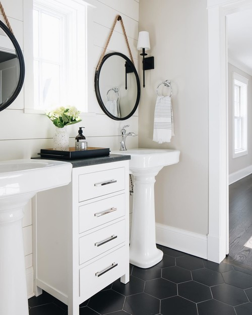 are pedestal sinks outdated unique