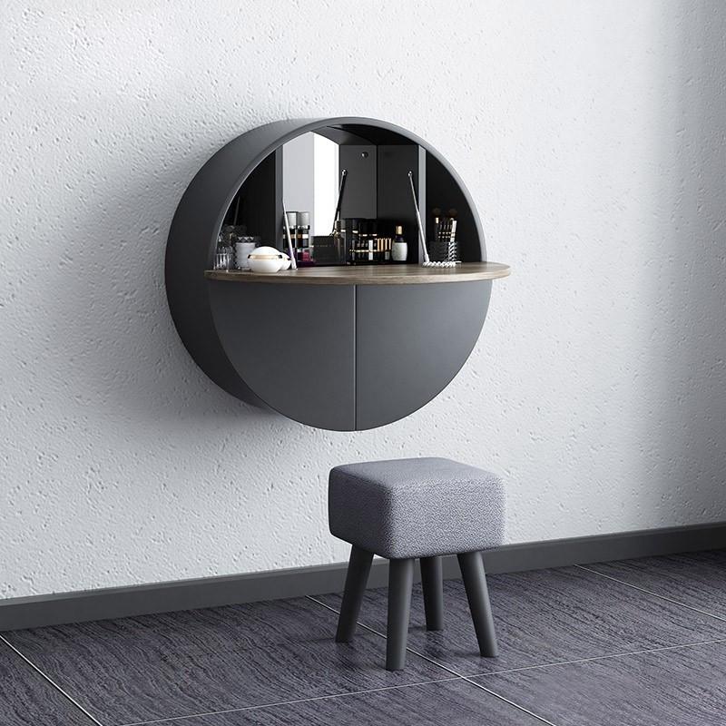 399 99 modern round wall mount makeup