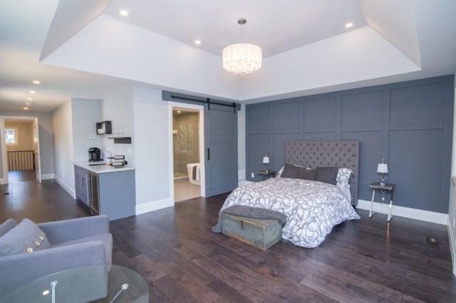 Bayshore - Custom Build - Contemporary - Bedroom - Toronto ...