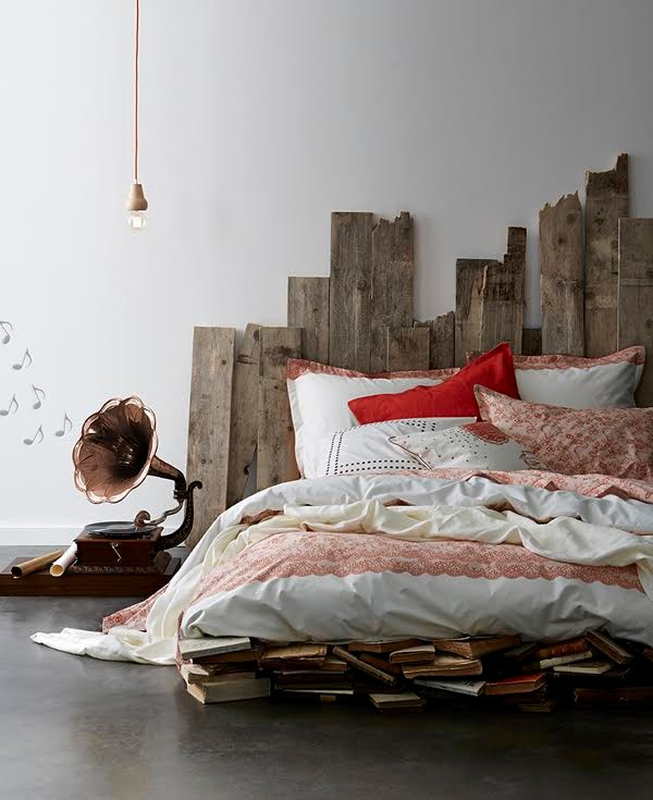 Yirenfeng morden shabby chic testiera decalcomania della parete vinyl art sticker decalcomania da muro per letto…. 75 Beautiful Shabby Chic Style Concrete Floor Bedroom Pictures Ideas September 2021 Houzz