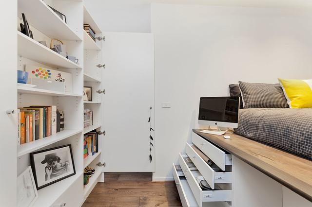 Ispirazione per la idee casa arredamento camera da letto. 10 Soluzioni Da Copiare Se Avete Una Camera Da Letto Piccola Piccola