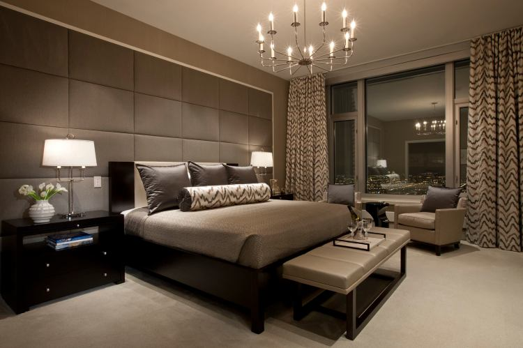 75 Beautiful Bedroom With Brown Walls Pictures Ideas January 2021 Houzz