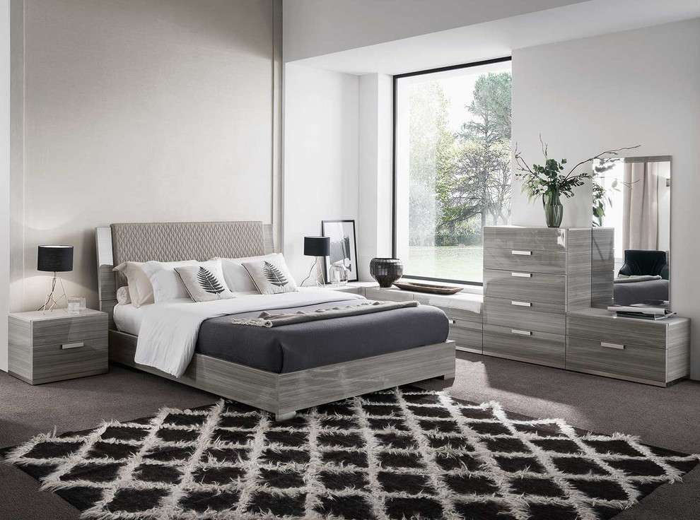 italian bedroom set iris by alf group