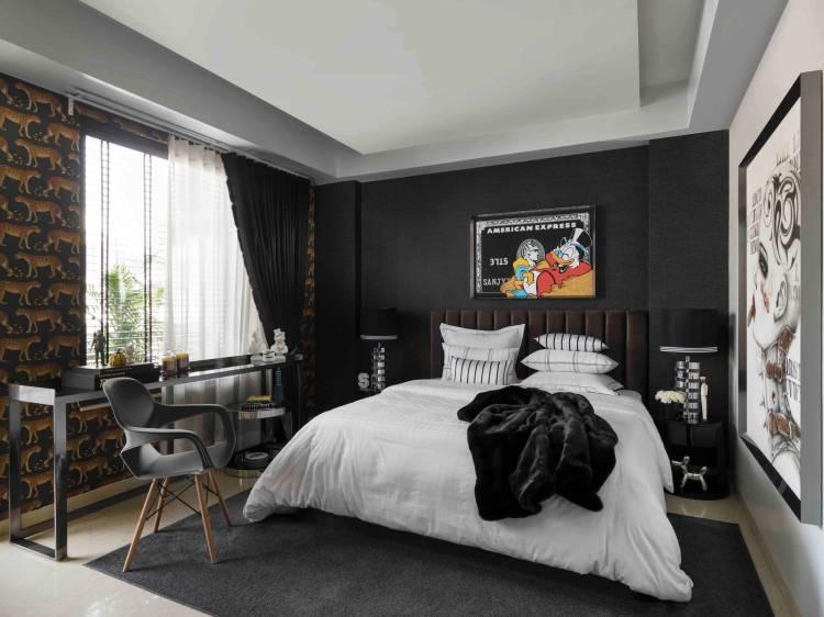 75 Beautiful Black Marble Floor Bedroom Pictures Ideas January 2021 Houzz