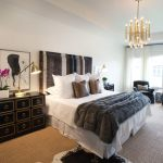 Black White Gold Bedrooms Houzz