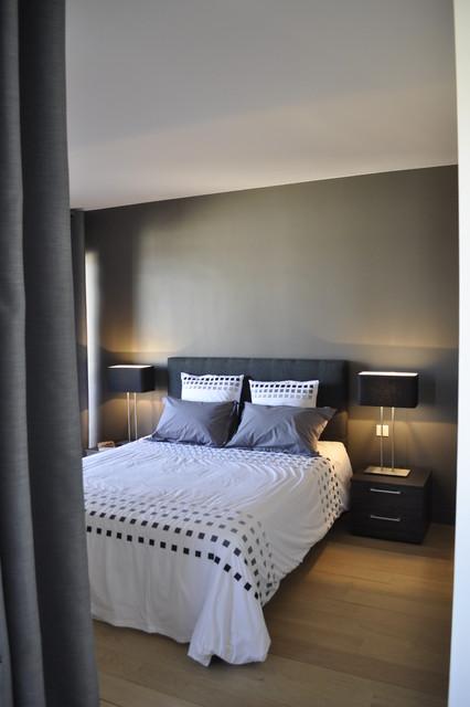 appartement au chic parisien chambre