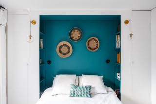 chambre turquoise photos et idees