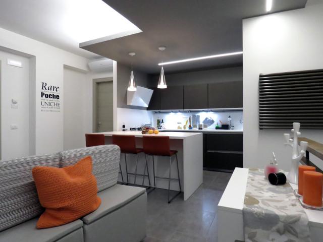 Se l'appartamento non è molto grande, l'area living diventa un affare ancora più complicato. Come Hanno Fatto 4 Pro Spiegano 4 Open Space Under 25mq