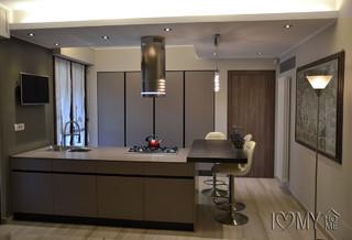 Vediamo insieme 10 idee di nicchie da sistemare in un ufficio, in cucina, nel bagno e perfino in cantina. Cucina A Penisola Controsoffitto Modern Kitchen Turin By Format Home Houzz