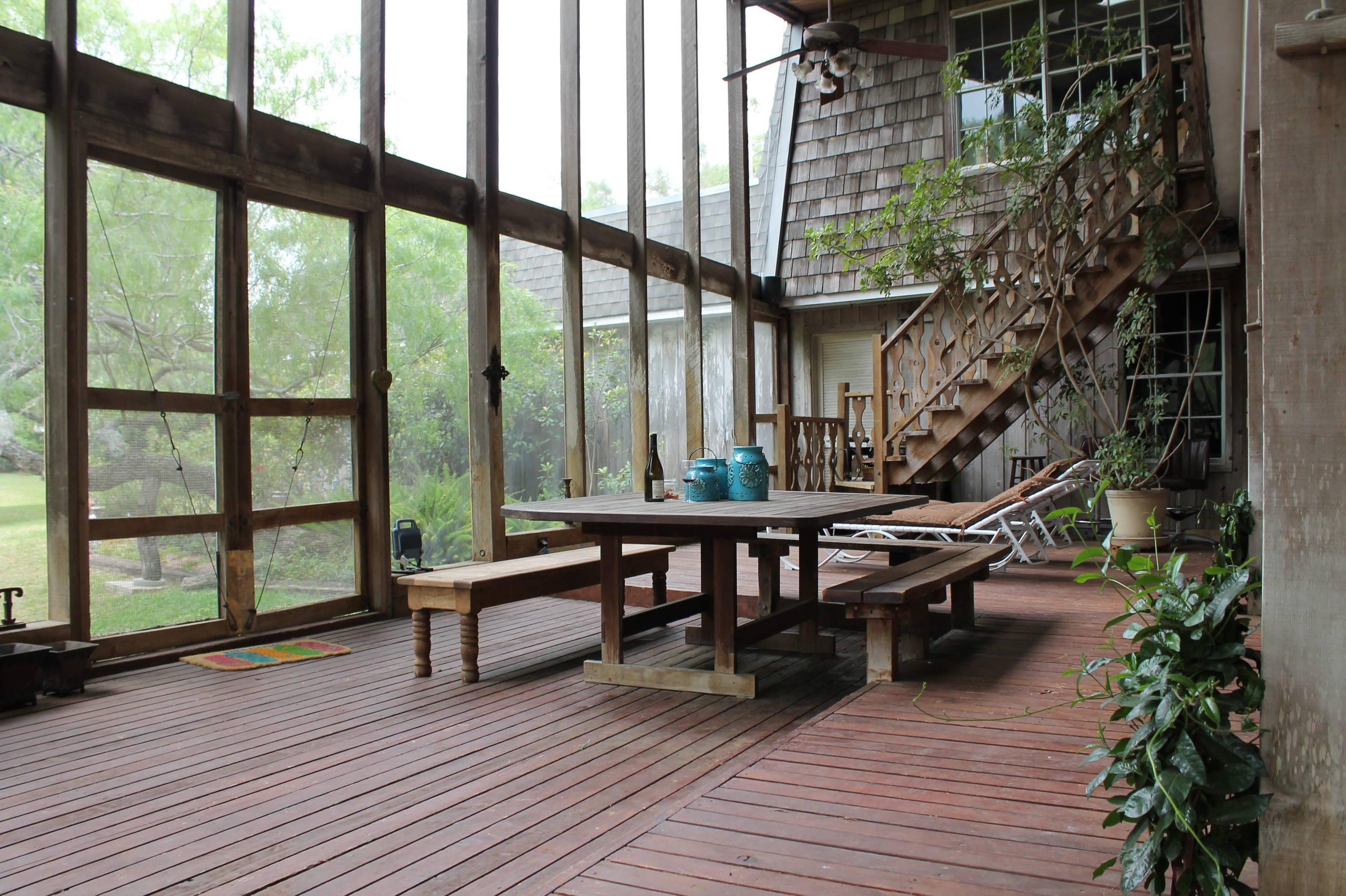 indoor outdoor patio houzz