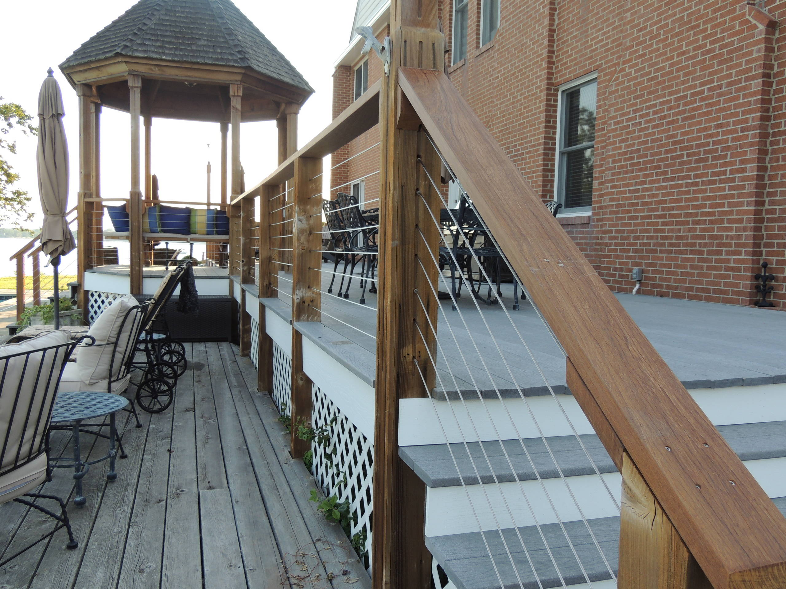 Cable Deck Railing Houzz