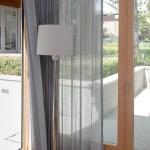 Sliding Door Curtains Contemporary Houzz