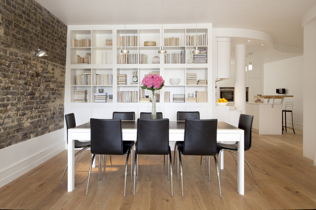 Per dividere sala da pranzo e salotto. Soluzioni Per Separare La Zona Giorno Senza Rinunciare All Open Space