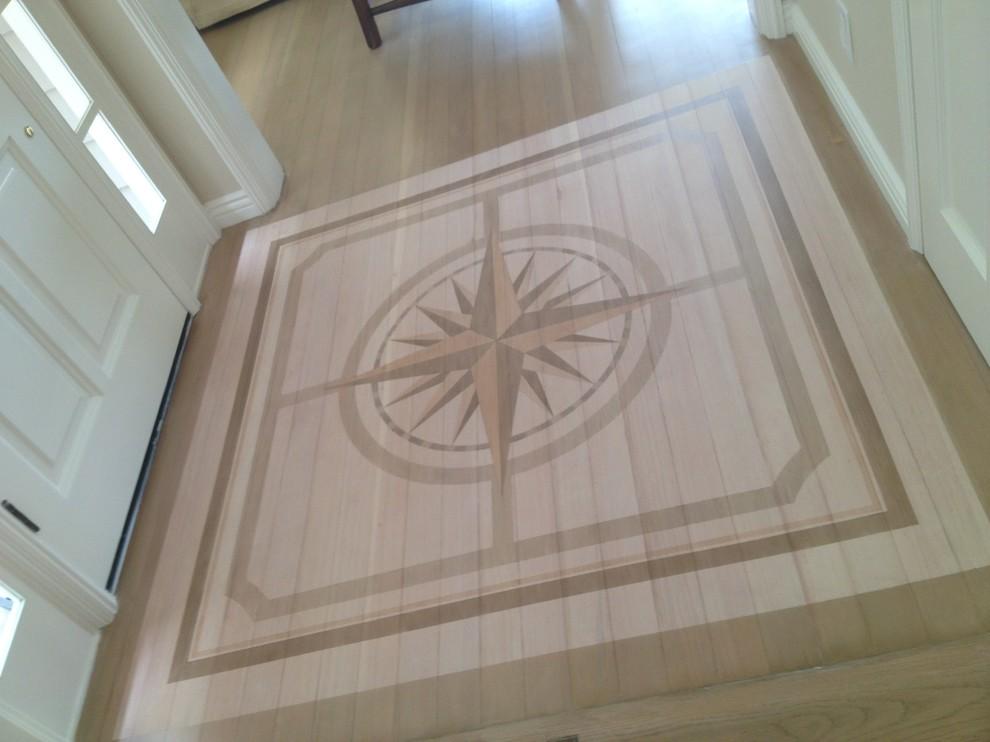floor compass design