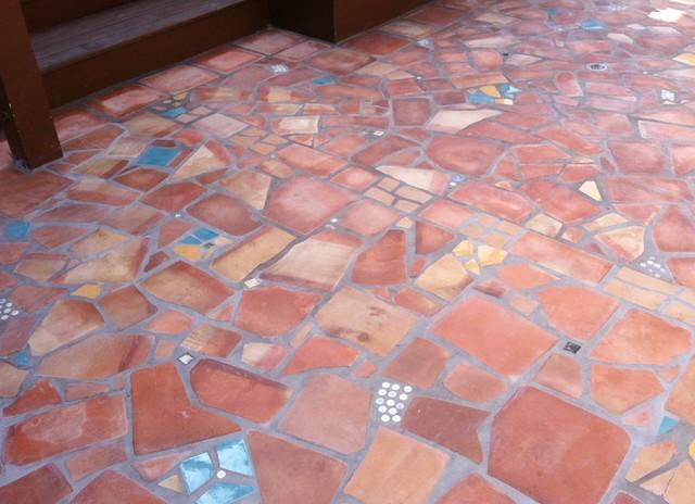 saltillo tile mosaic american