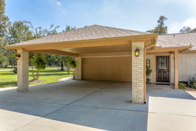 patio cover and carport rustikal