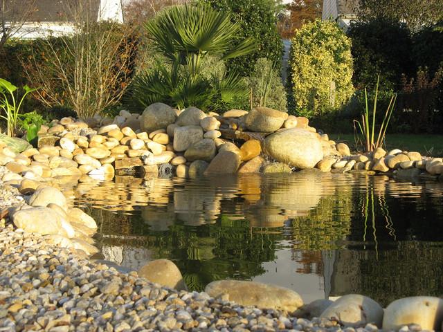 15 astuces pour amenager un bassin dans