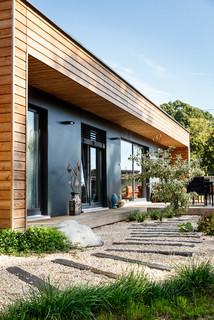 jardin contemporain photos et idees