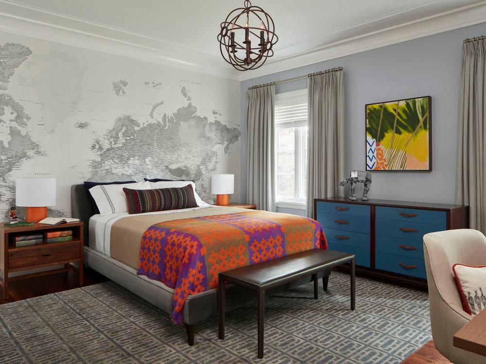teenage boys room chandelier ideas