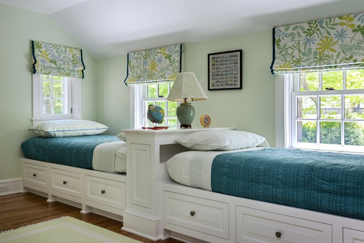 75 Beautiful Kids Room With Green Walls Pictures Ideas Gender January 2021 Houzz