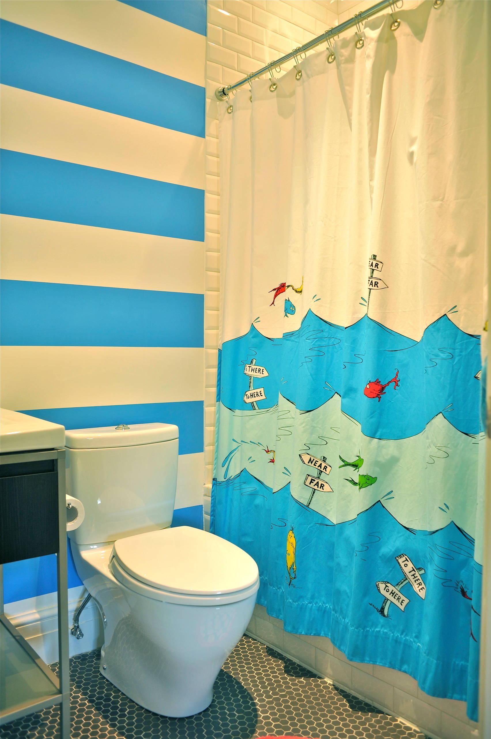 dr seuss bathroom contemporary