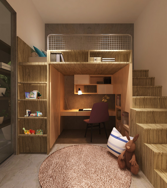 optimiser une petite chambre d enfant