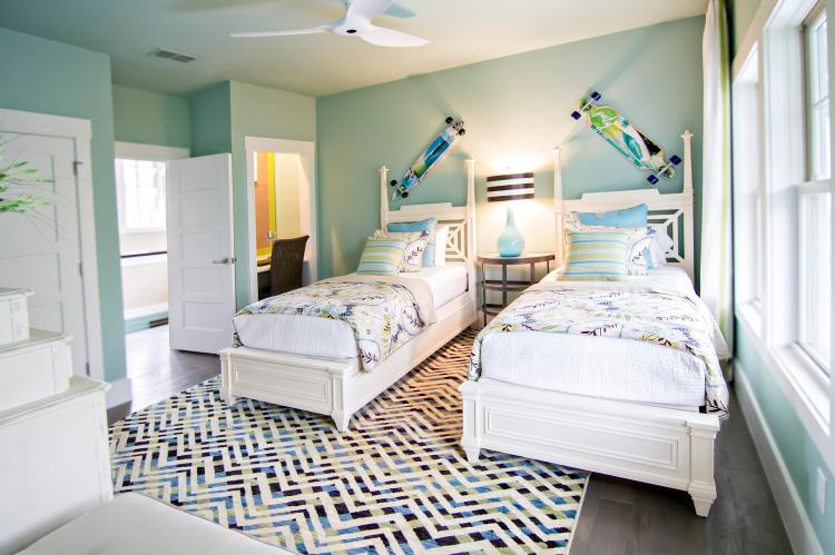 75 Beautiful Tropical Kids Room Pictures Ideas January 2021 Houzz