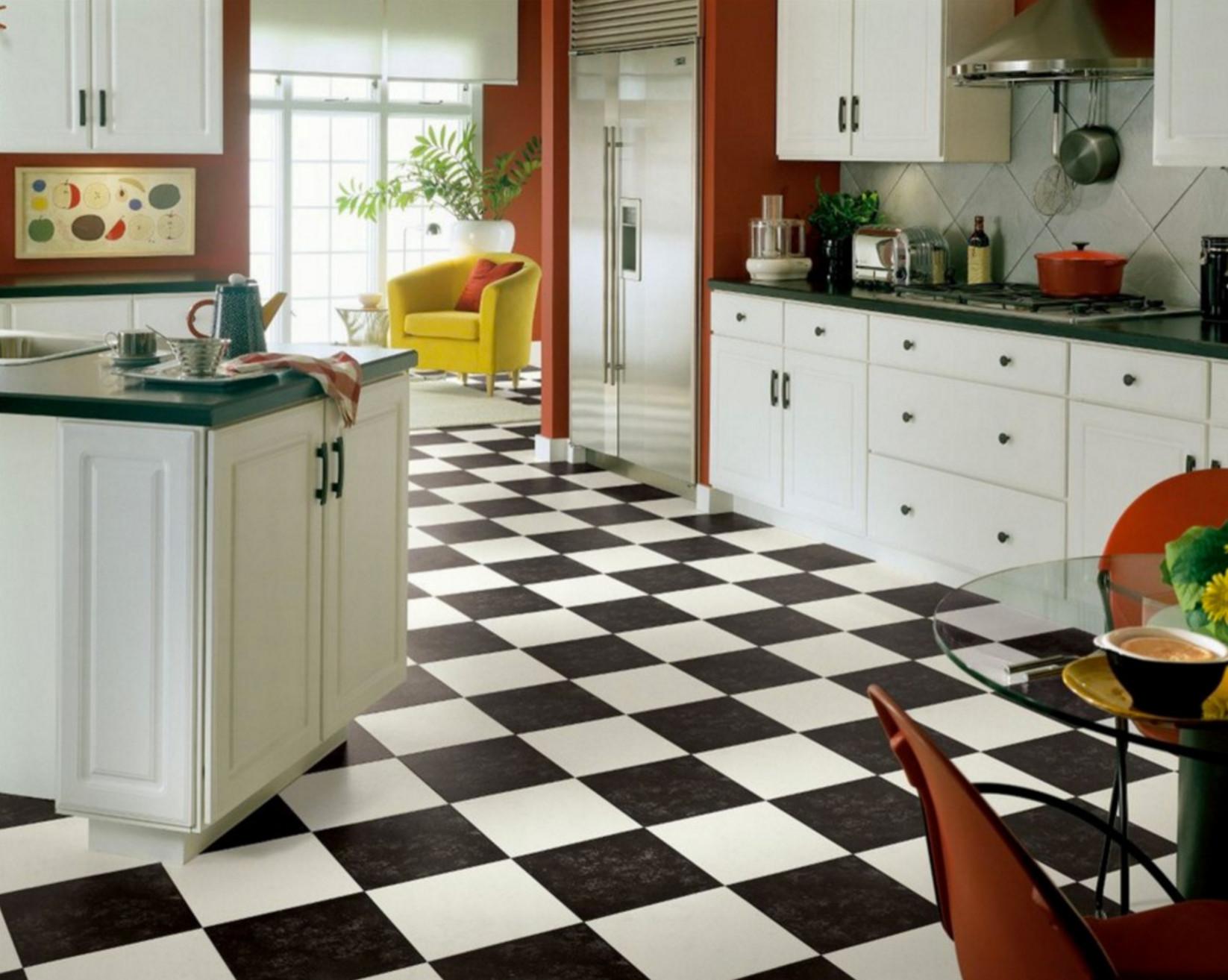 vinyl floor kitchen pictures ideas