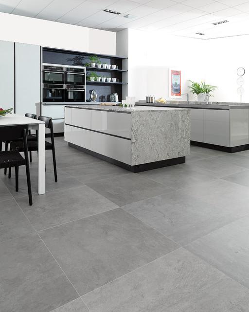concrete look tiles rodano silver