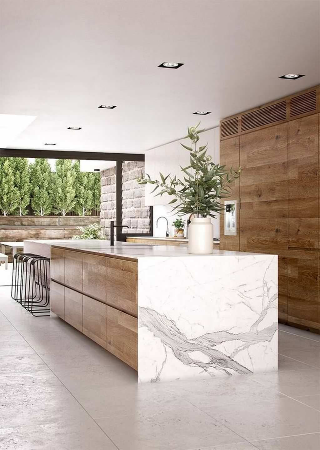 75 beautiful cement tile floor kitchen