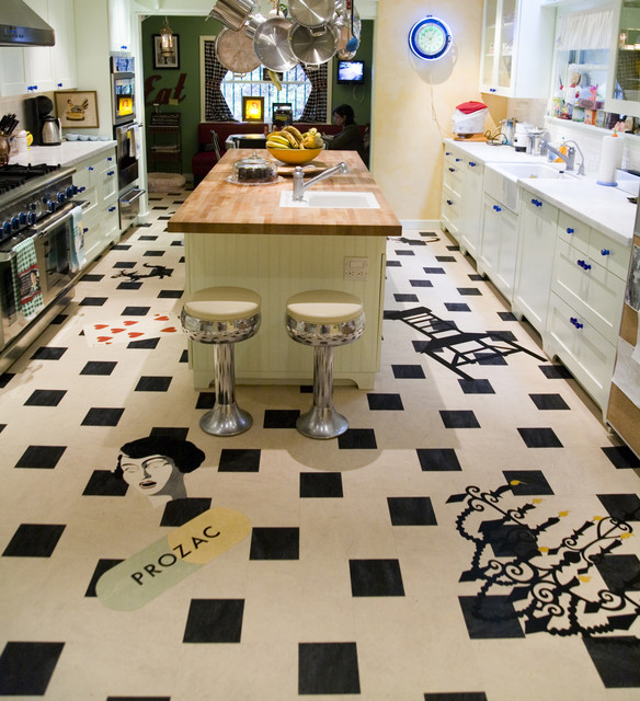7 reasons to say yes to linoleum flooring