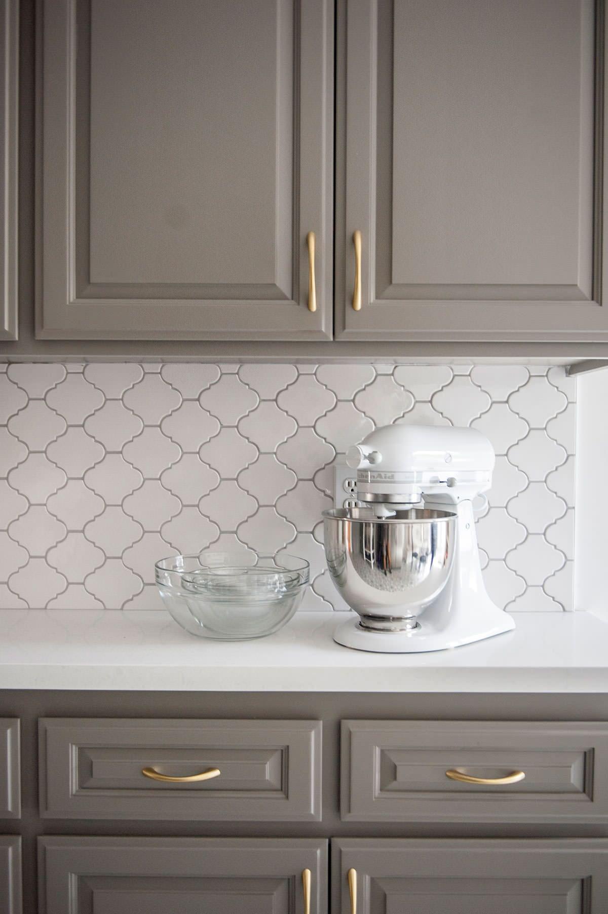 cement tile backsplash pictures