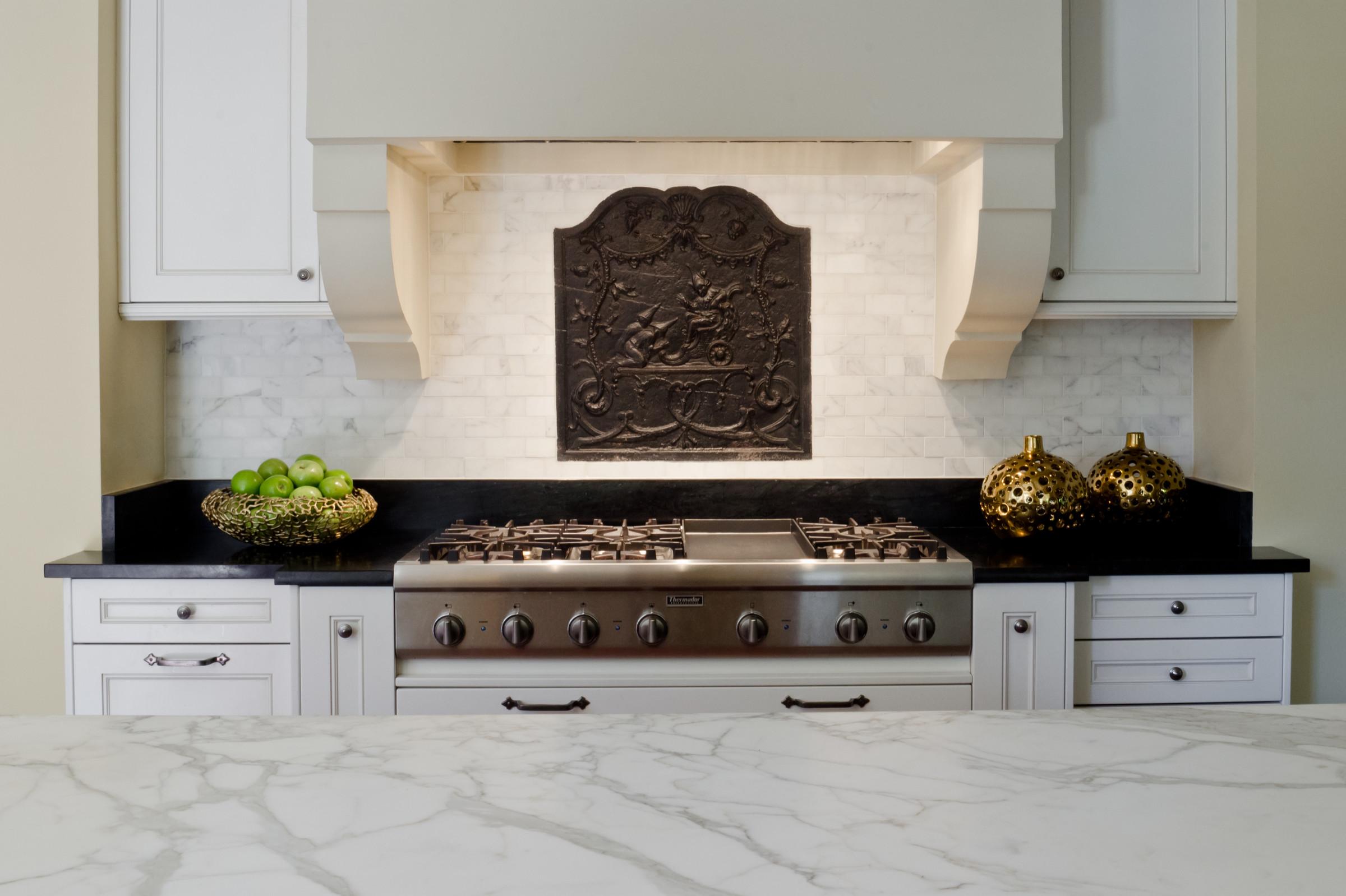 calacatta gold marble subway tile houzz
