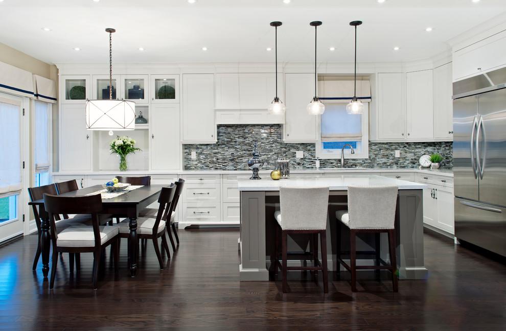 glamorgan way transitional kitchen