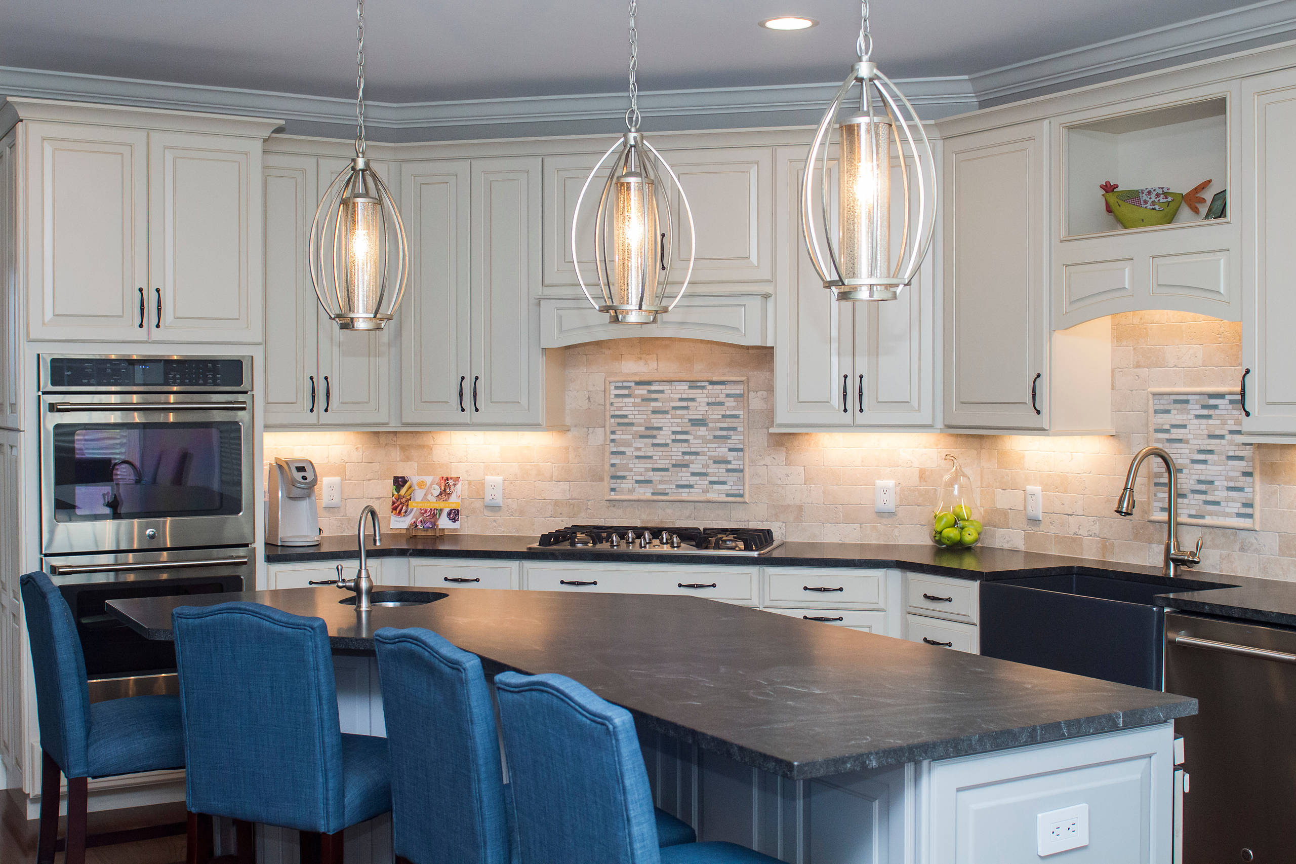 Cream And Grey Kitchen Ideas Photos Houzz