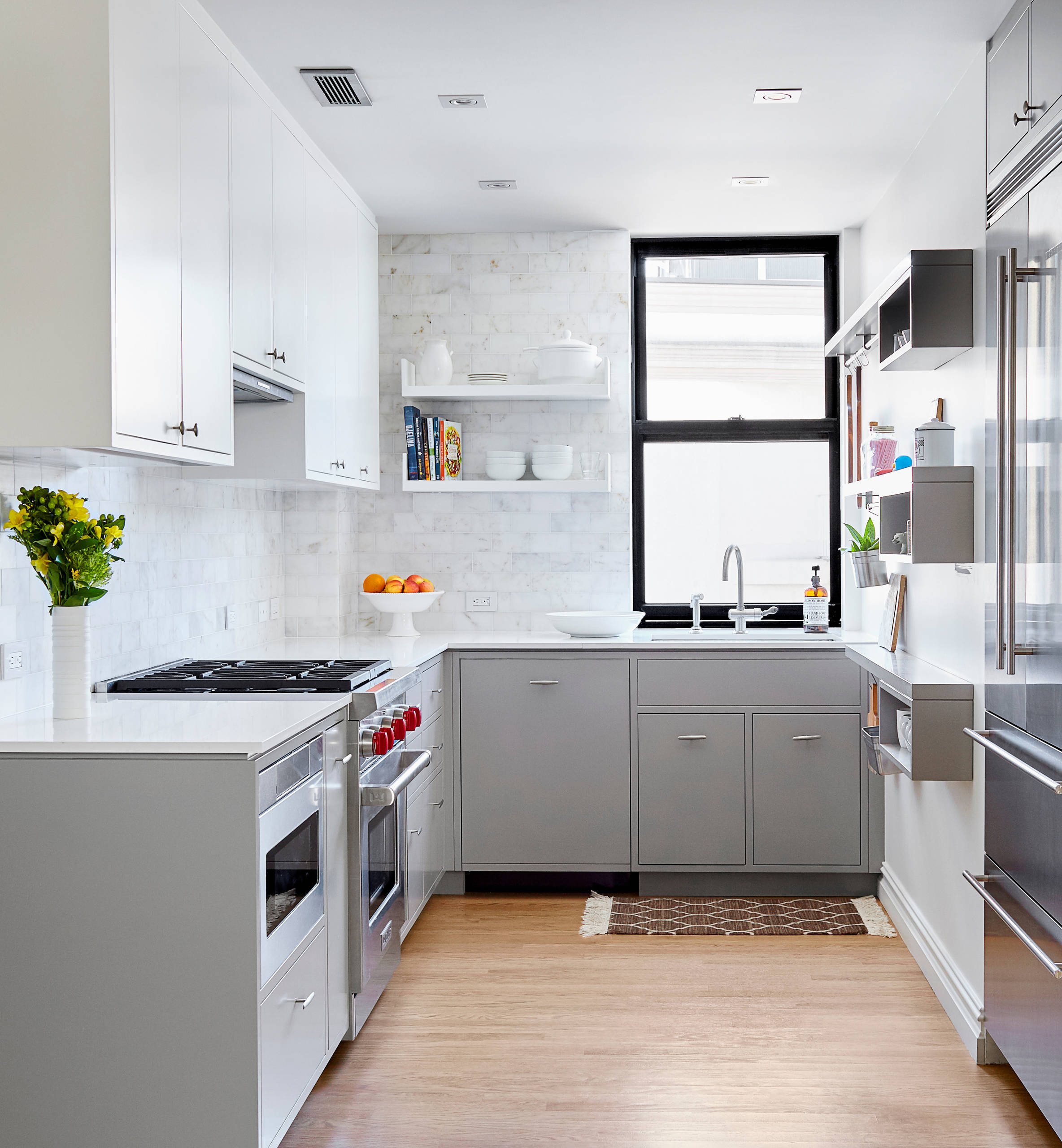 999 Beautiful Small White Kitchen Pictures Ideas October 2020 Houzz