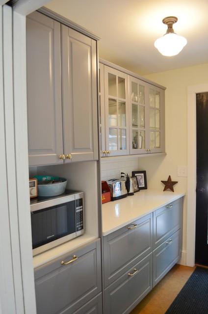a classic style ikea kitchen kuche
