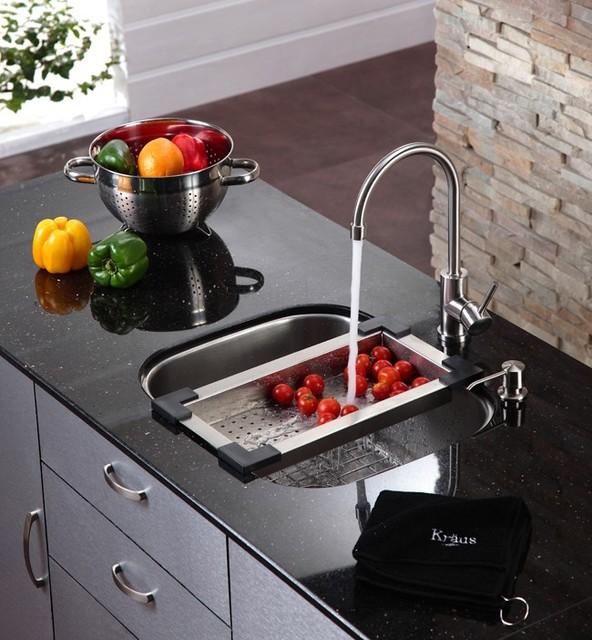 kitchen accessories by kraus modern