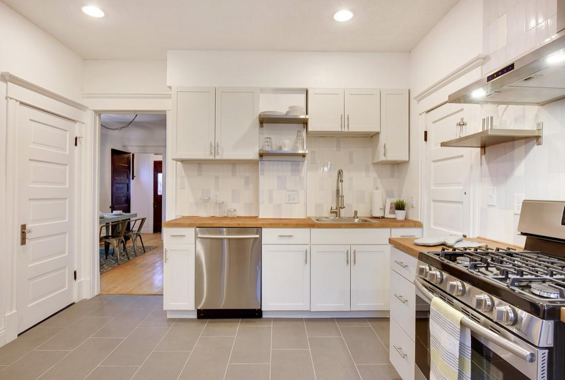3x8 subway tile kitchen ideas photos