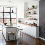 75 Beautiful Kitchen With Wood Countertops Pictures Ideas December 2020 Houzz