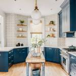 75 Beautiful Scandinavian Kitchen With A Farmhouse Sink Pictures Ideas November 2020 Houzz