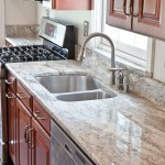 Taupe White Granite Houzz