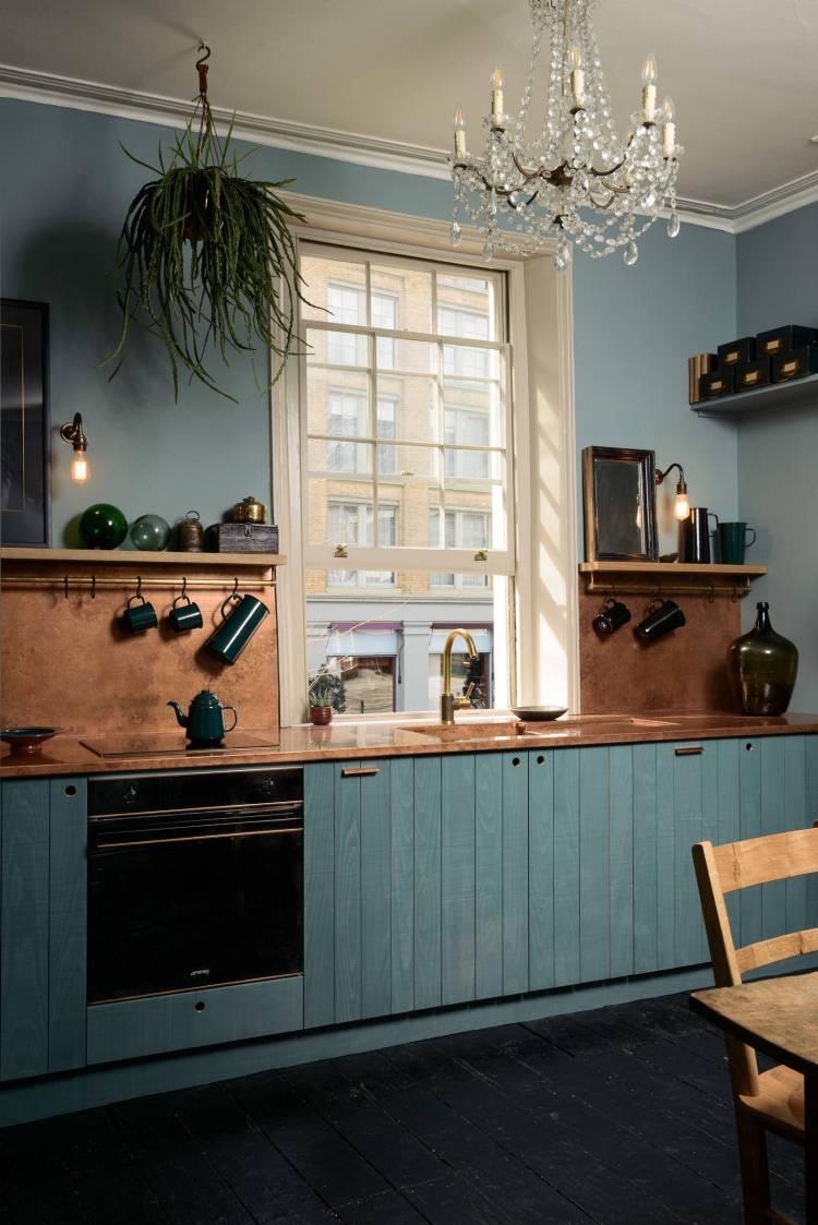75 Beautiful Kitchen With Orange Backsplash Pictures Ideas January 2021 Houzz