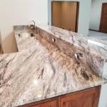 White Thunder Granite Kitchen Ideas Photos Houzz