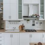 75 Beautiful White Subway Tile Backsplash Pictures Ideas Houzz