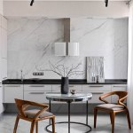 75 Beautiful Kitchen With Black Countertops Pictures Ideas December 2020 Houzz