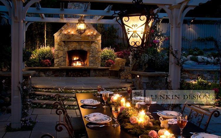outdoor dining lighting houzz